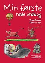 Min første røde ordbog - tysk-dansk, dansk-tysk (Gyldendals røde ordbøger)