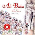 Ali Baba og de fyrre, farlige røvere (Gyldendals mini lydbøger for børn)