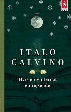 Bog hæftet Hvis en vinternat en rejsende af Italo Calvino