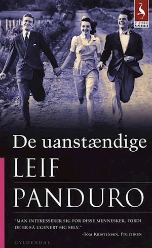 Bog, hæftet De uanstændige af Leif Panduro
