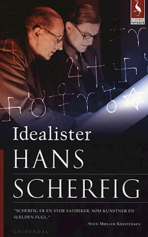 Bog hæftet Idealister af Hans Scherfig