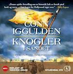Knogler i sandet: Djengis Khan - Historiens største erobrer - Bind 3 (Djengis Khan-serien, nr. 3)