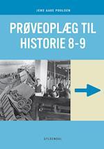 Prøveoplæg til Historie 8-9 (Historie 7-9)