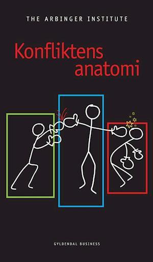 Bog, hæftet Konfliktens anatomi af The Arbinger Institute