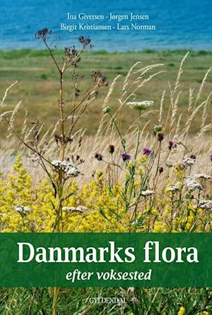 Bog, indbundet Danmarks flora efter voksested af Ina Giversen, Jørgen Jensen, Birgit Kristiansen