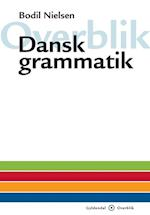 Overblik - dansk grammatik