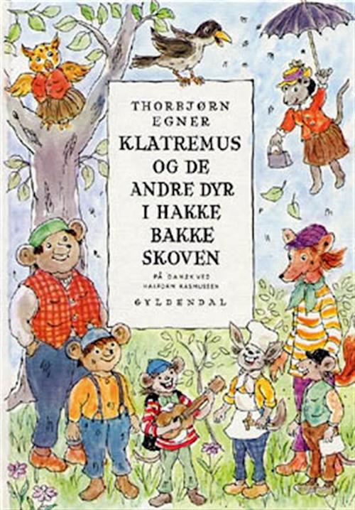 dyrene i hakkebakkeskoven sangtekster