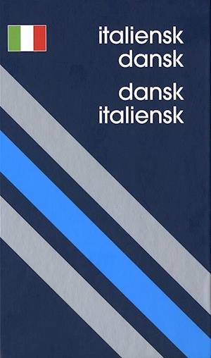 Bog, indbundet Italiensk-dansk, dansk-italiensk af Pernille Brøndum Rasmussen