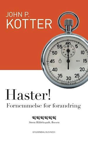 Bog, hæftet Haster! af John P. Kotter
