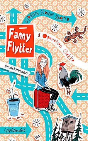 Fanny flytter - operation gekko