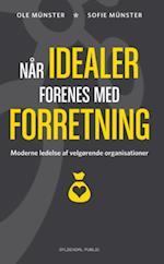 Når idealer forenes med forretning (Gyldendal public)