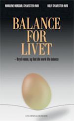 Balance for livet