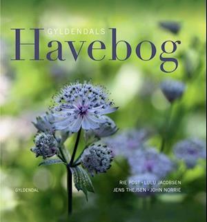 Bog, indbundet Gyldendals havebog af Rie Post, Lulu Jacobsen, John Norrie