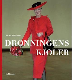 Bog, indbundet Dronningens kjoler af Katia Johansen