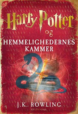 Bog, hæftet Harry Potter og Hemmelighedernes Kammer af J. K. Rowling