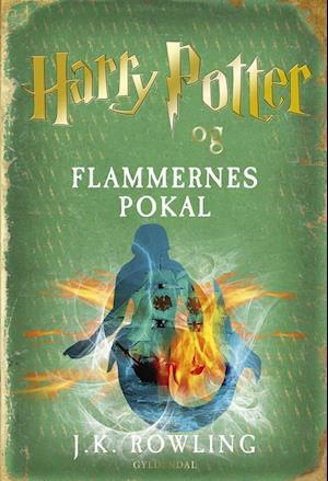 Bog, hæftet Harry Potter og Flammernes Pokal af J. K. Rowling