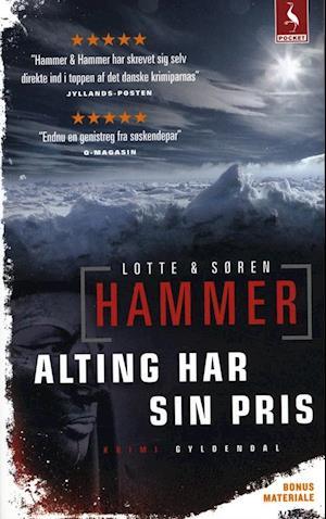 Bog språk:bog Alting har sin pris af Lotte Søren Hammer