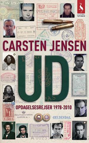 Bog, hæftet Ud af Carsten Jensen
