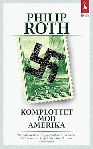 Bog, hæftet Komplottet mod Amerika af Philip Roth