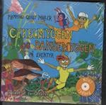 Cykelmyggen og dansemyggen på eventyr (Gyldendals mini lydbøger for børn)