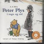 Peter Plys i regn og sol