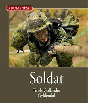 Bog, indbundet Soldat af Troels Gollander