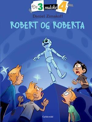 Bog, indbundet Robert og Roberta af Daniel Zimakoff