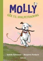 Molly går til hvalpetræning af Isabelle Halvarsson