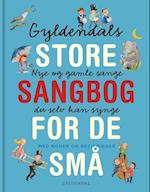 Gyldendals store sangbog for de små af Gitte Heidi Rasmussen