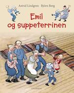 Emil og suppeterrinen (Emil fra Lønneberg Billedbøger)