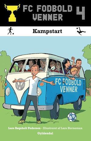 Bog, indbundet Kampstart af Lars Bøgeholt Pedersen