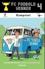 Kampstart af Lars Bøgeholt Pedersen