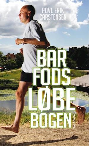 Bog, hæftet Barfodsløbebogen af Povl Erik Carstensen