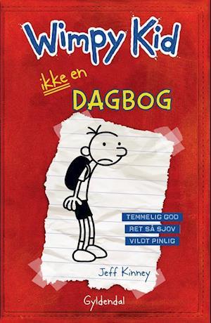 Wimpy Kid- Ikke en dagbog