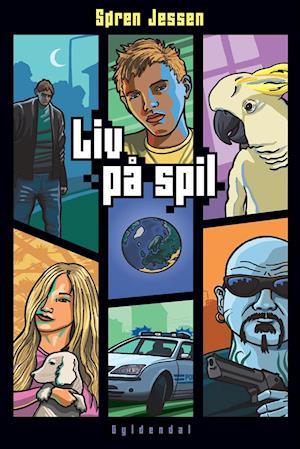 Billede af Liv på spil-Søren Jessen-E-bog