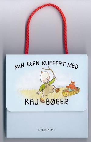 Bog indbundet Min egen kuffert med Kaj bøger af Mats Letén