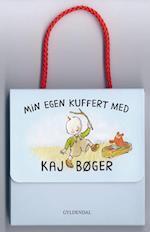Min egen kuffert med Kaj bøger (Min egen kuffert)
