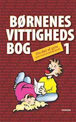 Børnenes vittighedsbog 1 (Børnenes vittighedsbøger)