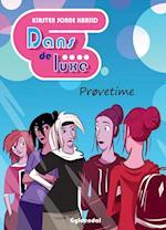 Prøvetime (Dans de luxe Vild Dingo, nr. 1)