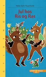 Jul hos Ris og Ras (Lydret Dingo)