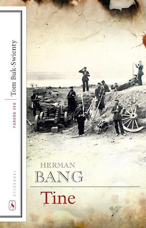 Bog hæftet Tine af Herman Bang
