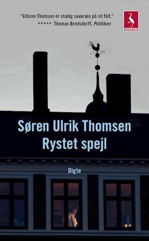 Bog, pocketbog Rystet spejl af Søren Ulrik Thomsen