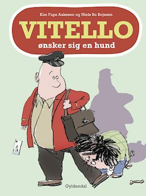 Vitello ønsker sig en hund - Lyt&læs