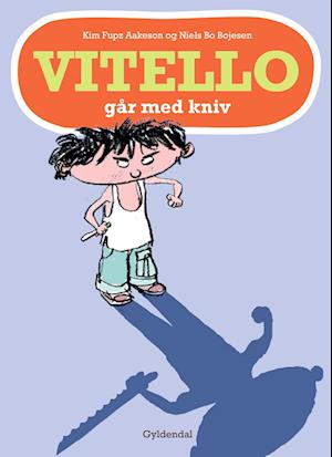 Vitello går med kniv - Lyt&læs