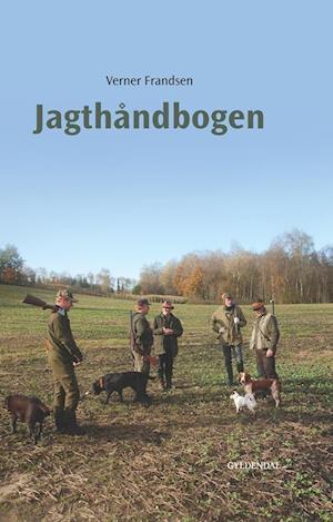 Bog, indbundet Jagthåndbogen af Verner Frandsen