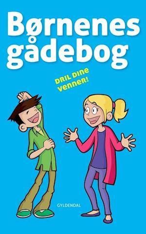 Bog, hæftet Børnenes gådebog af Sten Wijkman Kjærsgaard
