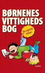 Børnenes vittighedsbog af Sten Wijkman Kjærsgaard
