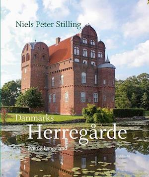 Bog, indbundet Danmarks Herregårde. Fyn og Langeland af Niels Peter Stilling