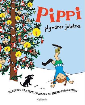 Pippi plyndrer juletræ