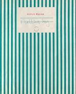 Nellies bog af Niels Frank